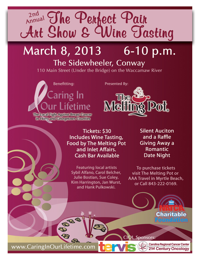 Caring In Our Lifetime - The Local Fight Against Breast Cancer